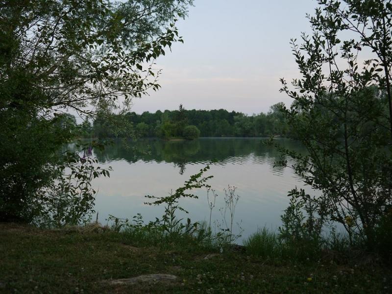 Etang la Suassaie het meer 03