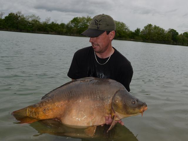 Frankreich 2015 Grany lake(59)