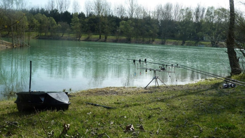 roedeer lake meer 04