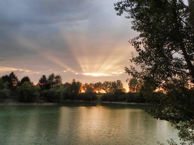 roedeer lake meer 11