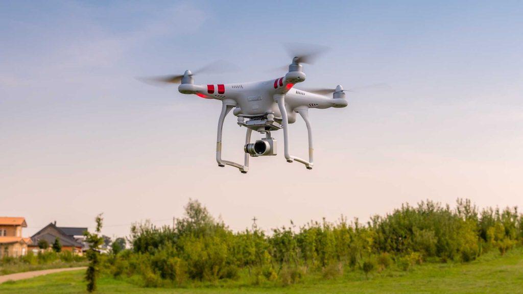 Nieuwe drone video's