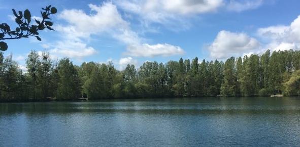 Nieuwe bestemming: Sky Lake