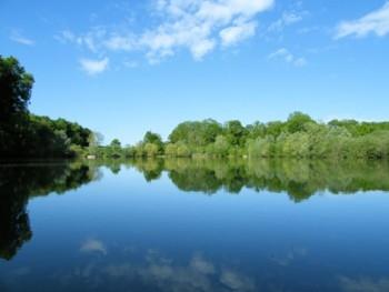 Nieuwe bestemming: Lac de Paix